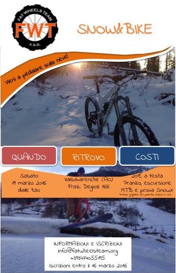 Snow&bike