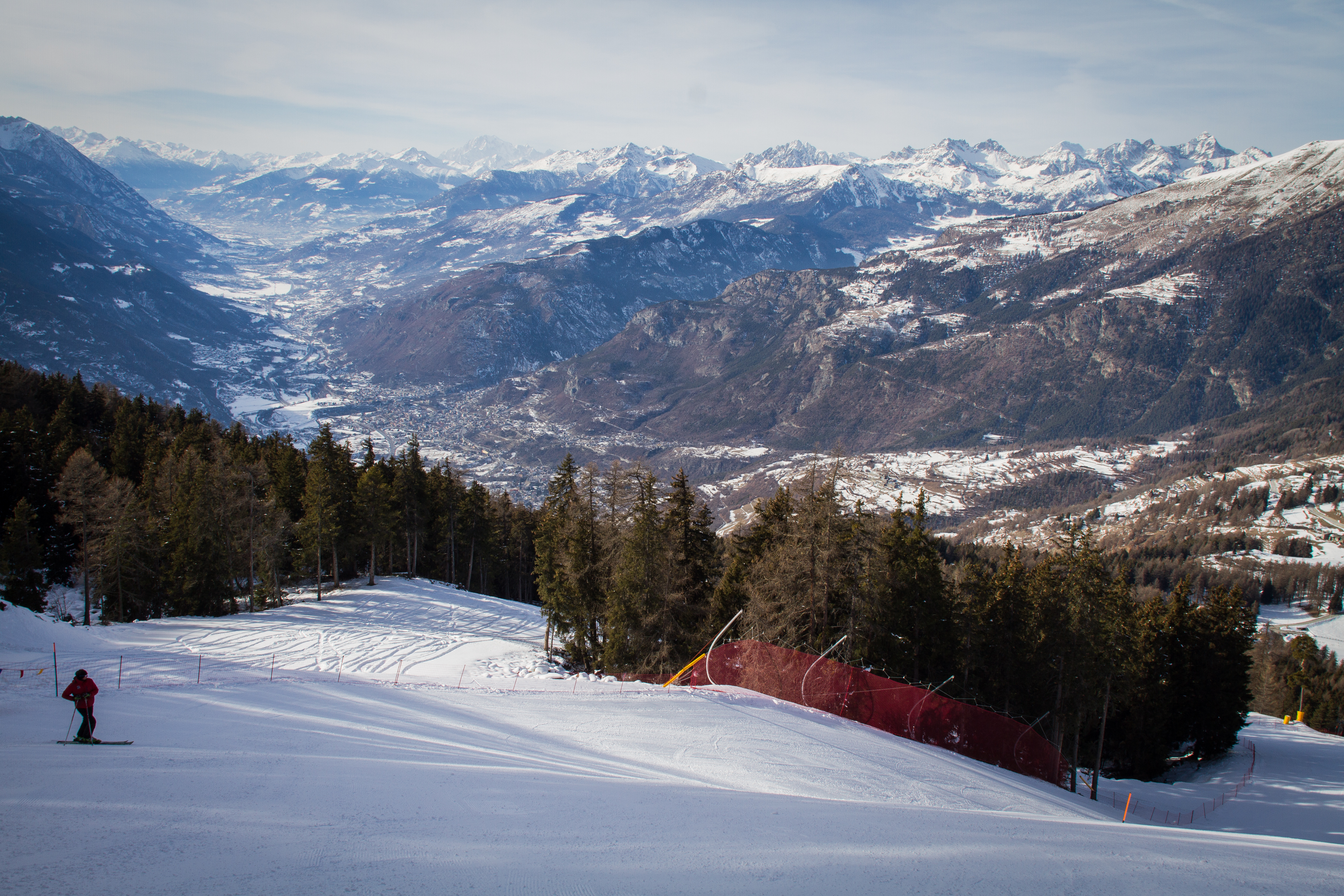 Col de Joux – Inverno